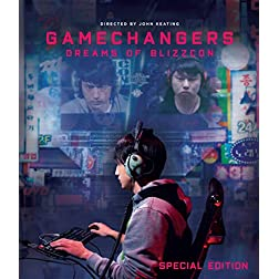 Gamechangers: Dreams Of Blizzcon [Blu-ray]