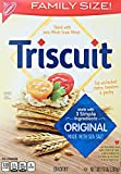 Triscuits Whole Wheat Original Crackers, 13 Ounce