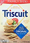 Triscuits Crackers (Original, 13-Ounc...