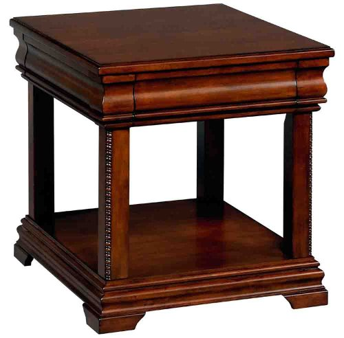 Cheap End Table by Broyhill – Warm Brown (3407-002) (3407-002)