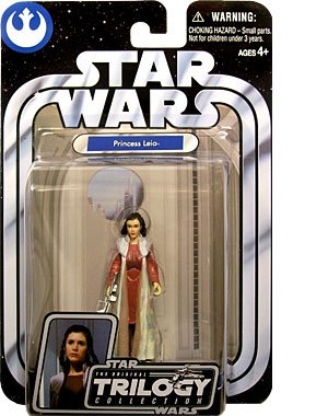 Buy Low Price Hasbro Star Wars Original Trilogy Collection Princess Leia in Bespin Gown figure (B00078ZEA6)