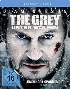 The Grey - Unter Wölfen - Steelbook  (+ DVD) [Blu-ray]