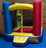 My Bouncer Little Castle Bounce 72″ L…