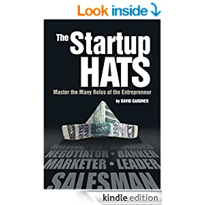 startup hats book cover