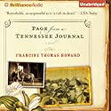 Page From A Tennessee Journal (       UNABRIDGED) by Francine Thomas Howard Narrated by Casaundra Freeman