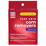 Rite Aid Corn Remover, One-Step, Medicated Bandages, 6 ea