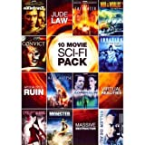 Cover art for  10-Movie Sci-Fi Pack