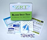 Testosterone Hormone Balance Level Test - Blood Spot