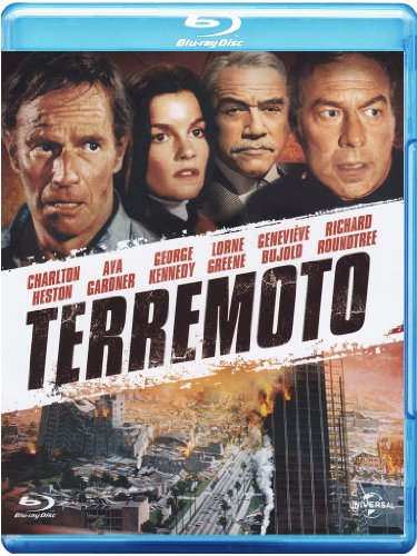 Terremoto [Blu-ray] [IT Import]