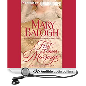 First Comes Marriage: Huxtable Series, Book 1 (Unabridged)
