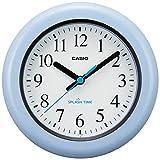 CASIO (カシオ) 掛け時計 防湿・防塵クロック IQ-180W-2JF