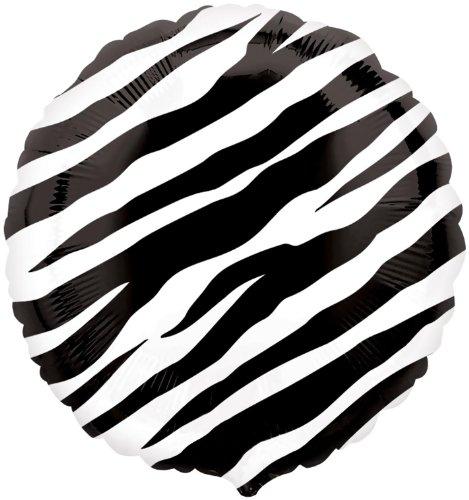 Zebra Print Baby Shower Supplies