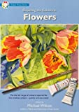 Depicting the Colours in Flowers
