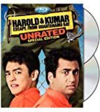 Harold and Kumar Escape from Guantanamo Bay - (BD) [Blu-ray]