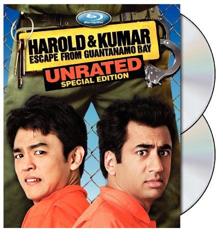 Harold and Kumar Escape from Guantanamo Bay - (BD) [Blu-ray]