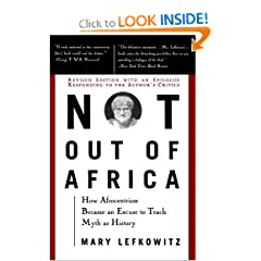 "Cover of ""Not Out of Africa"""