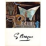 GEORGES BRAQUE (1882-1963). 19 pinturas de 1919 - 1962. Sala Gaspar, Barcelona, Enero 1975 (catálogo exposición...
