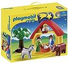 PLAYMOBIL Christmas Manger Playset