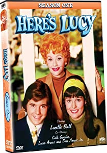 Here's Lucy: Season One from MPI HOME VIDEO