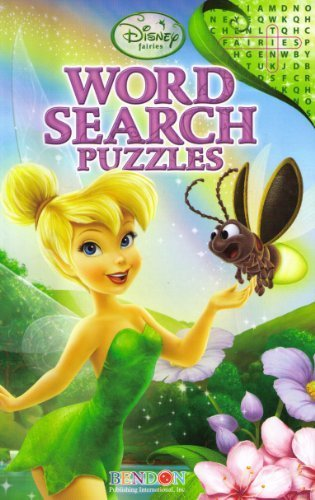 Disney Fairies Tinkerbell Word Search Puzzles - 1