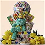 Make A Wish: Birthday Gift Basket for Children