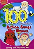 100 Favourite Action Songs [DVD]
