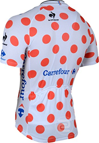 Andyshi Spot Tour De France Men's Short Sleeve Spot Cycling