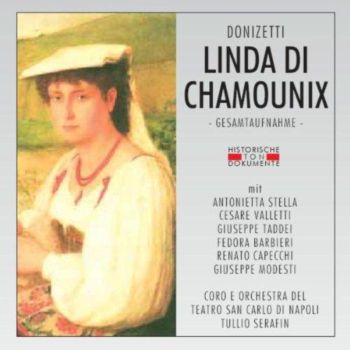 Linda di Chamounix - Donizetti - CD
