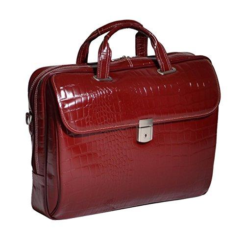 siamod-settembre-35526-cherry-red-leather-medium-ladies-laptop-brief