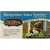 Celestial Seasonings Sleepytime Sinus Soother Tea, 20 Count