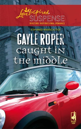 Image of Caught in the Middle (Amhearst Mystery Series #1) (Steeple Hill Love Inspired Suspense #50)