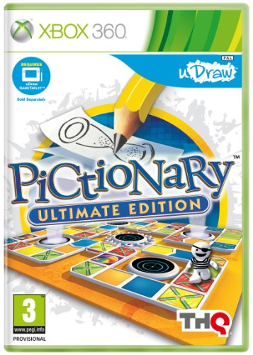 Pictionary: Ultimate Edition - uDraw (Xbox 360)