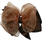 Posies Accessories Basic (Medium) Hair Bow Classic Collection 1