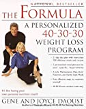 51uQHhhEfRL. SL160  The Formula: A Personalized 40 30 30 Fat Burning Nutrition Program