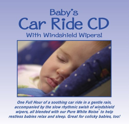 Baby'S Car Ride; Baby Soothing Sleep Sounds Cd