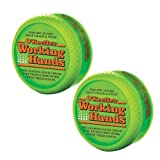 OKeeffes 03500 3.4 oz Working Hands Dry Hands Hand Cream - 2 Pack