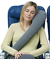 Travelrest – Ultimate Travel Pillow -…