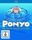 Ponyo - Das grosse Abenteuer am Meer [Blu-ray]