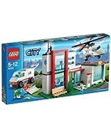 Lego City - 4429 - Jeu de Construction - L'Hélicoptère de Secours