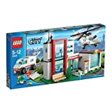 LEGO® City 4429 helicopter rescue base