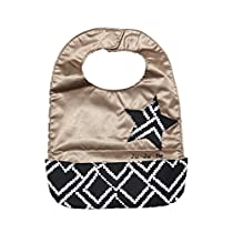 Ju-Ju-Be Legacy Collection Be Neat Reversible Bib, The Empress