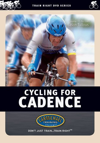 Carmichael Training Systems CTS Cycling for Cadence DVD