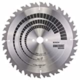 Bosch 2608640702 350 x 3.5 x 30 mm Construction Wood Bench Circular Saw