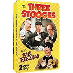 The Three Stooges & W.C. Fields