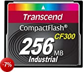 Transcend TS256MCF300 memoria flash