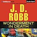 Wonderment in Death: In Death Series (       UNABRIDGED) by J. D. Robb Narrated by Susan Ericksen
