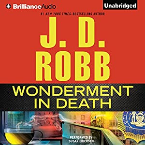 Wonderment in Death Audiobook