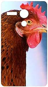 Chicken Back Cover Case for Motorola Moto G