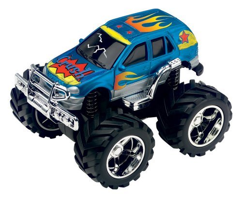 Custom Monster Truck Toys Kids Monster Trucks Custom