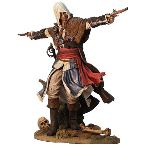 Assassin's Creed IV: Black Flag - Edward Kenway: L'Assassino Pirata (Action Figure)